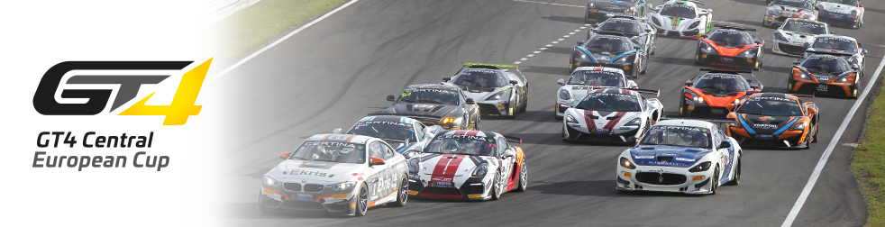 GT4 Central European Cup