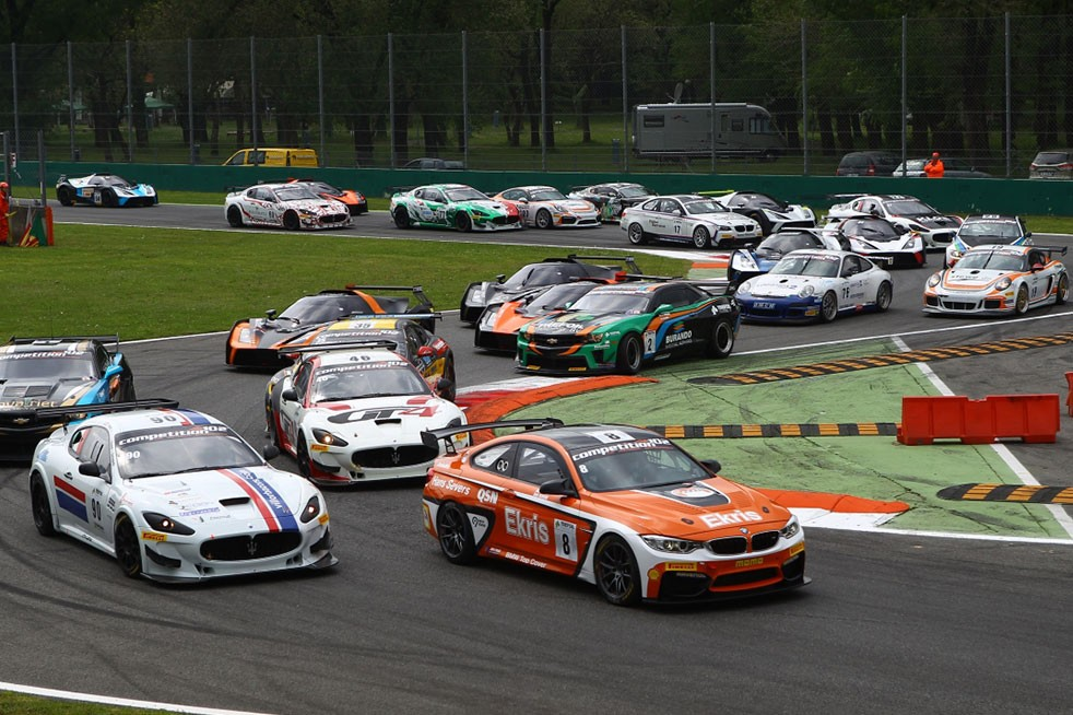 GT4 European Series Northern Cup