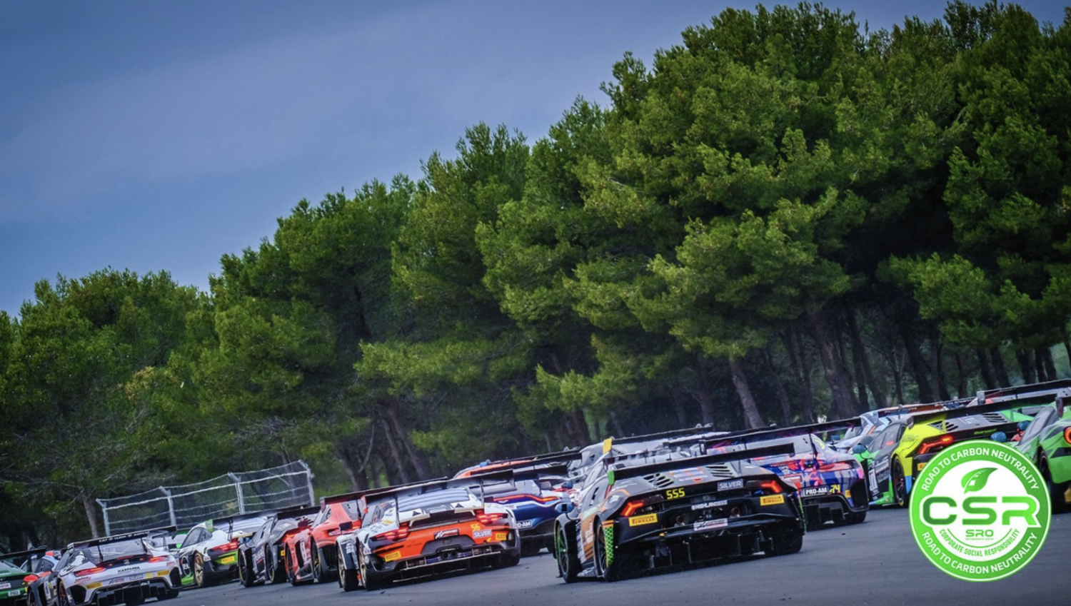 SRO Motorsports Group launches Road to Carbon Neutrality Competitor Programme