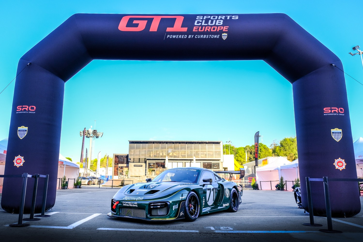 GT1 Sports Club Powered by Curbstone Events set to launch with two-day prologue at Circuit de Barcelona-Catalunya