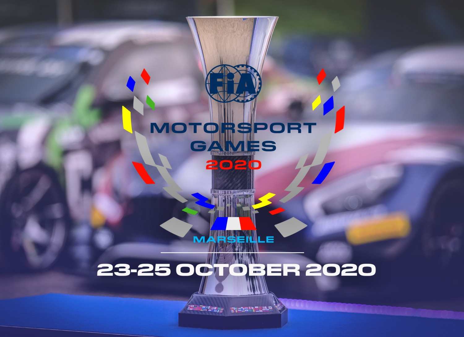 Marseille and Circuit Paul Ricard to host 2020 FIA Motorsport Games
