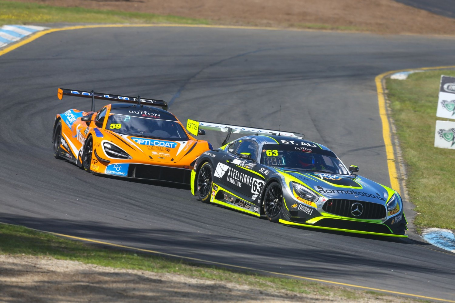 SRO Motorsports Group takes up new challenge in Australian GT racing