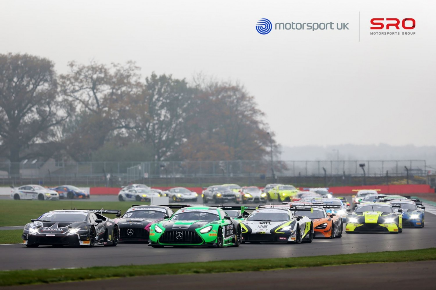 SRO Motorsports Group extends long-running Intelligent Money British GT Championship partnership with Motorsport UK