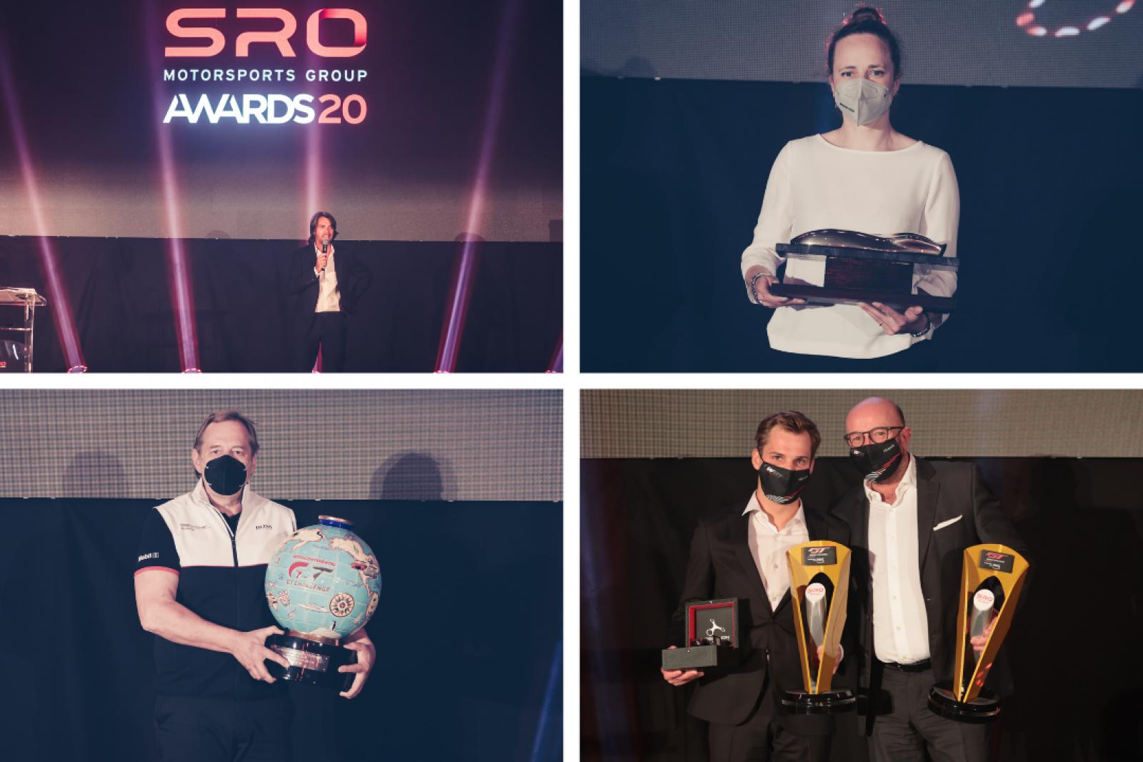 SRO Motorsports Group crowns 2020 European champions at Circuit Paul Ricard