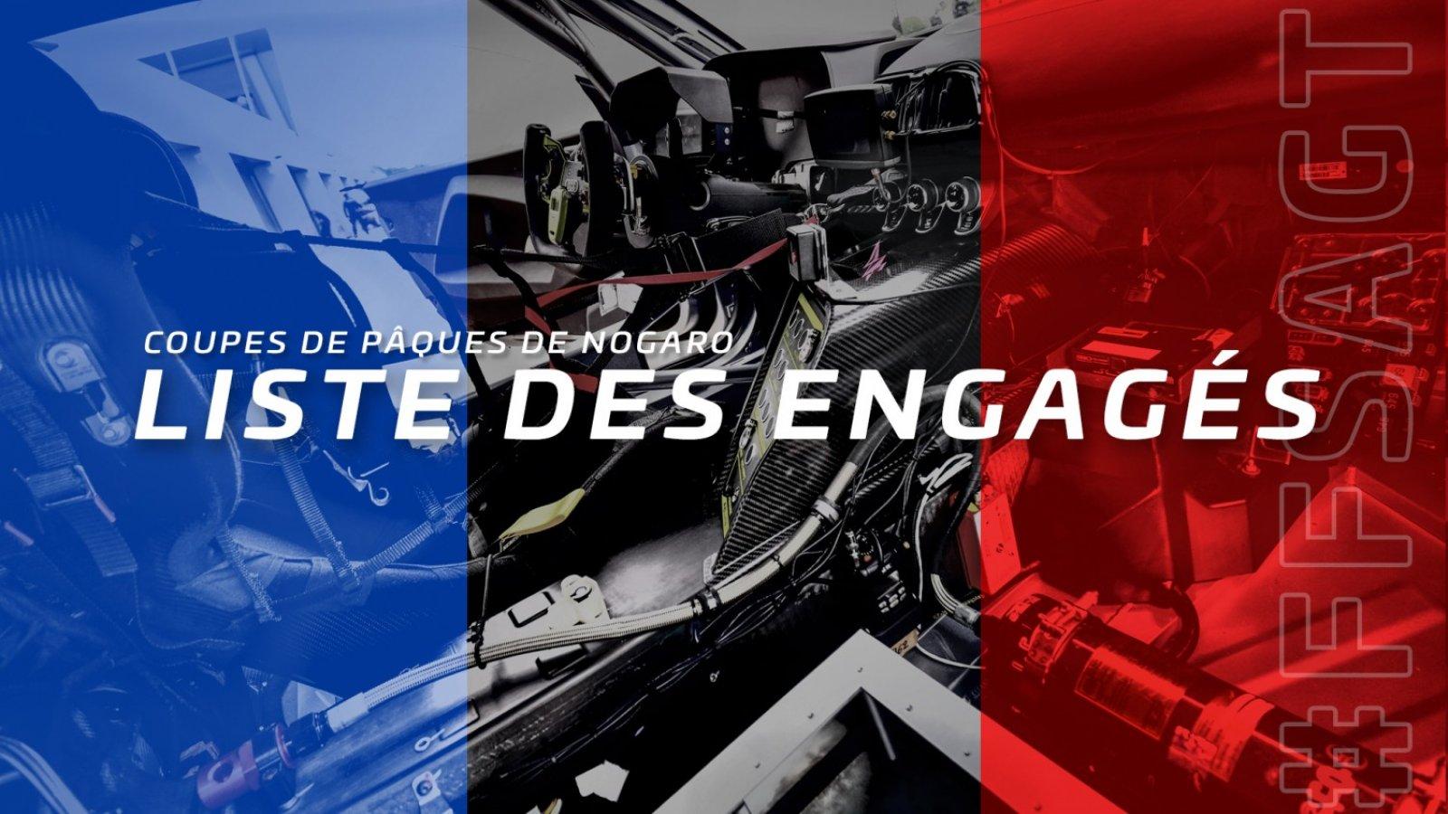 Le Championnat de France FFSA GT sonne la charge