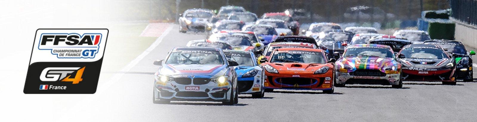 Championnat de France FFSA GT - GT4 France Image
