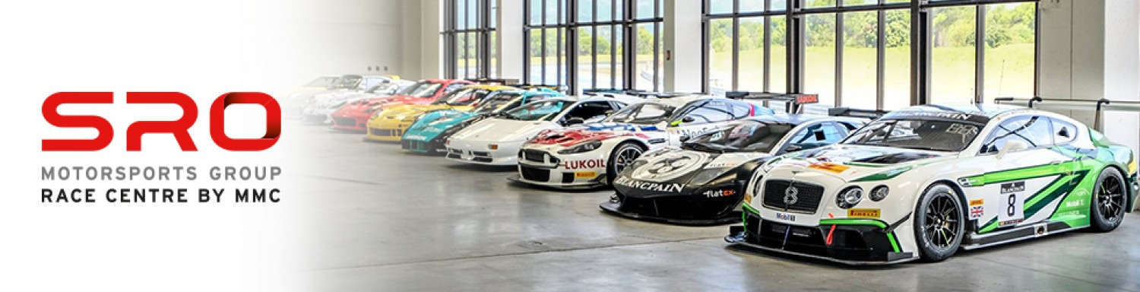 SRO Race Centre by MMC Image