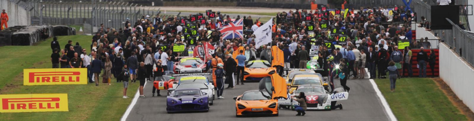Intelligent Money British GT Championship Image